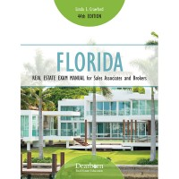FL Real Estate Exam Manual with 500 Questions. Sales Associates and Brokers. 44th Edition