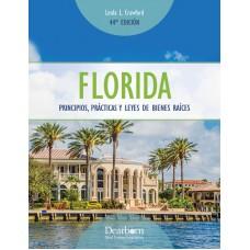 Spanish Textbook- Principios, Practicas y Ley de Bienes Raices en Florida. 44th Edicion