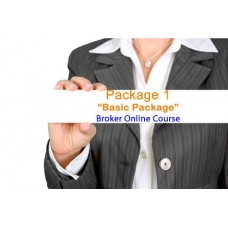 """Real Estate Sale Associate Pre-license Package 1 """"BASIC COURSE"""" Groupon"""