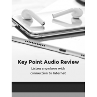 Key Point Review Audio MP3 Files. FL Sales Associate Pre-Licensing *6 Month Access
