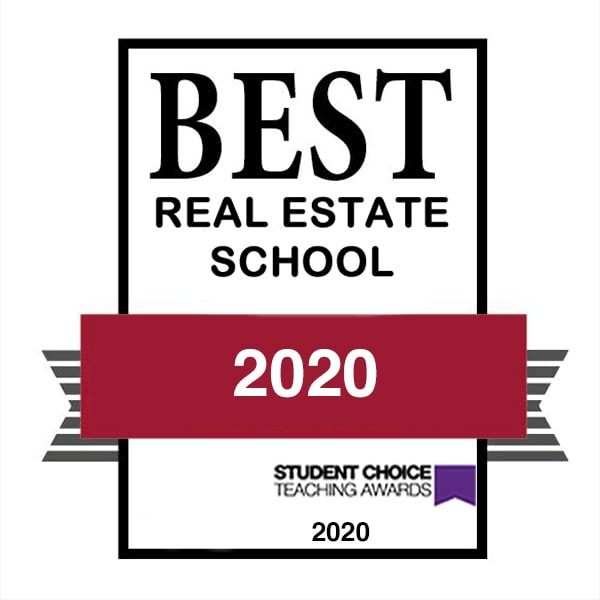 Voted Best Real Estate School