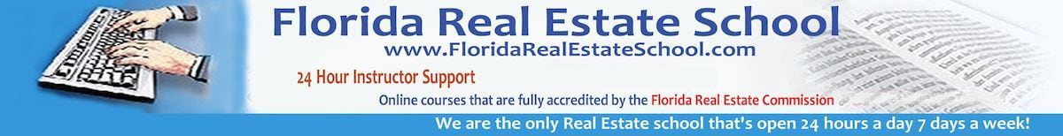 Florida Real Estate School Voted Best Course Online