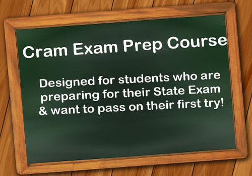 Insurance Cram Exam Prep Course